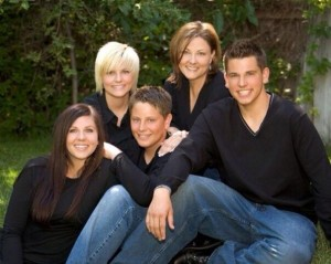 Carla Hunt Family